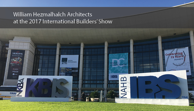 wha attending the 2017 international builders show ibs
