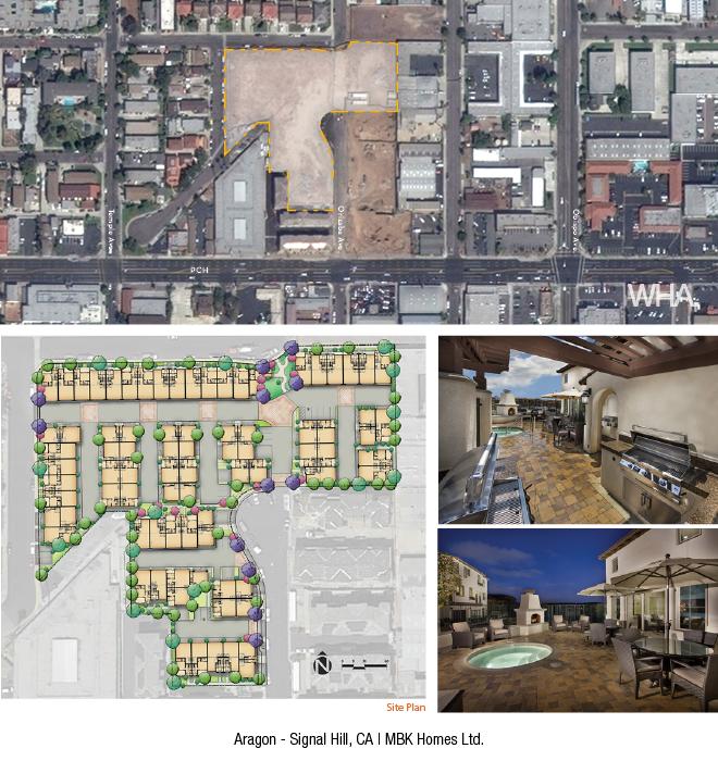 Aragon - Signal Hill, CA | MBK Homes Ltd.